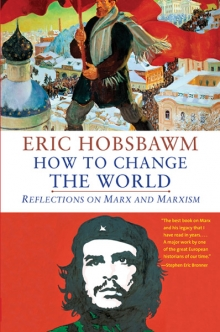 Front Cover - How to change the world